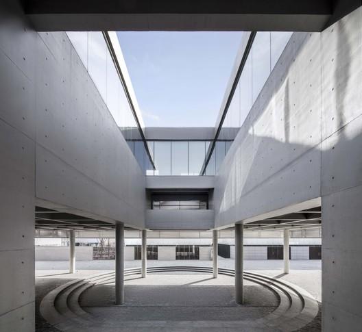 Art Center . Image © Kaixiong Xiao