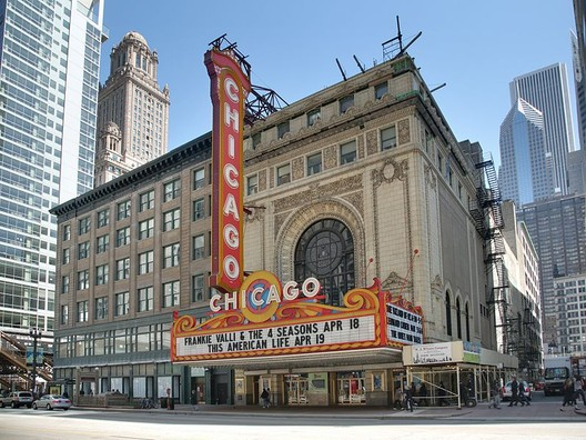 Chicago. Image Courtesy of Wikimedia User Dschwen Under CC BY 4.0