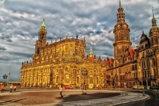Dresden - Now. Image Courtesy of PIxabay