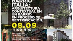 "Atravieso Urbano ""Barrio Italia: Arquitectura contextual en un barrio en proceso de gentrificación"""
