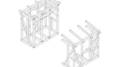 Vivienda Progresiva de madera: estructuras que pueden ser transformadas libremente por sus habitantes