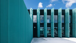 A Super Transformer - Elering Office Building  / molumba