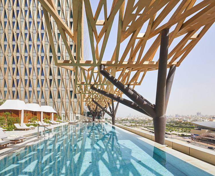 Four Seasons Hotel Kuwait / Gensler, © Hufton+Crow