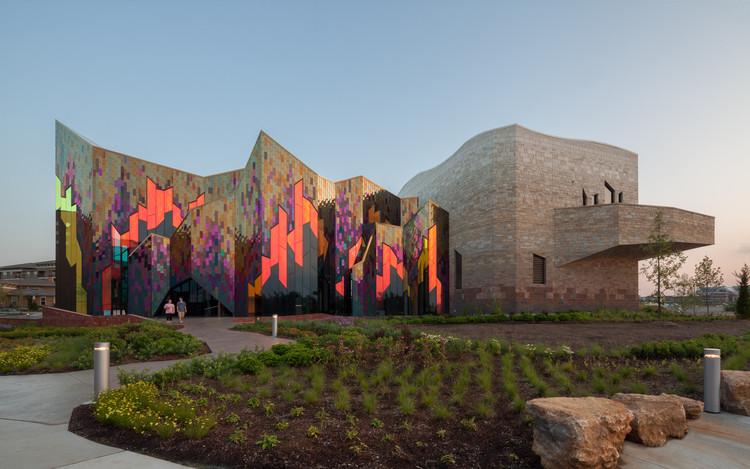 Museum at Prairiefire / Verner Johnson, © Sam Fentress