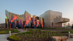 Museum at Prairiefire / Verner Johnson
