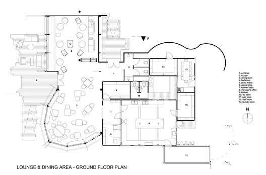 Main Building Plan