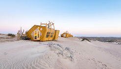Lodge Shipwreck / Nina Maritz Architects