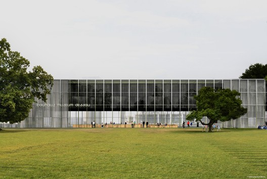 Bauhaus Museum, Dessau (© Stiftung Bauhaus Dessau (SBD))