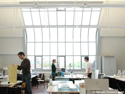 Bauhaus School Workshop, Weimar (© Thüringen Tourismus GmbH (TTG))