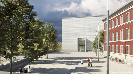 Bauhaus Museum, Weimar (© Thüringen Tourismus GmbH (TTG))