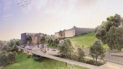 Arquitectura en Estudio + OPUS diseñarán el Centro de Felicidad Las Cometas en Bogotá