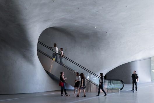 The Broad Museum / Diller Scofidio + Renfro. Image © Iwan Baan