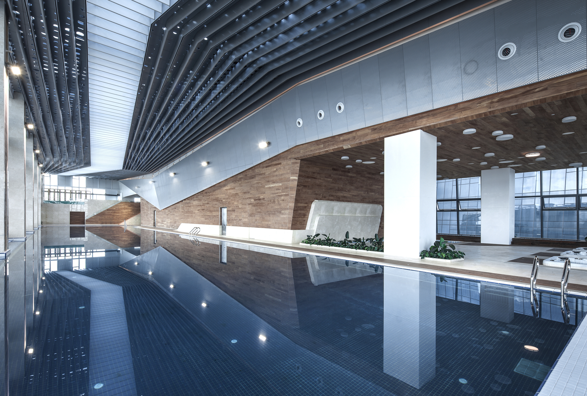 archdaily.com - Tencent Seafront Towers Interior Design / B+H Architects