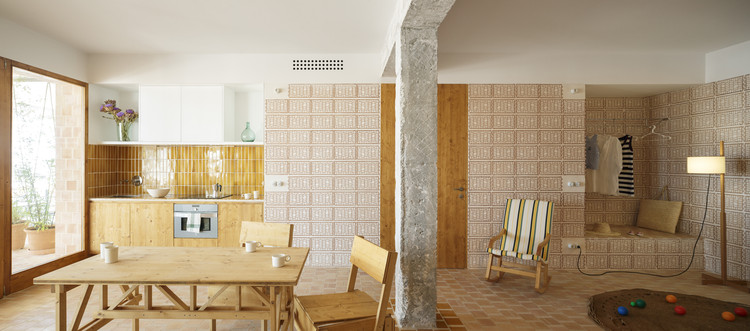 Can Picafort / TEd'A arquitectes, © Luis Díaz Díaz