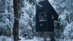 Shangri-la Cabin / DRAA + Magdalena Besomi