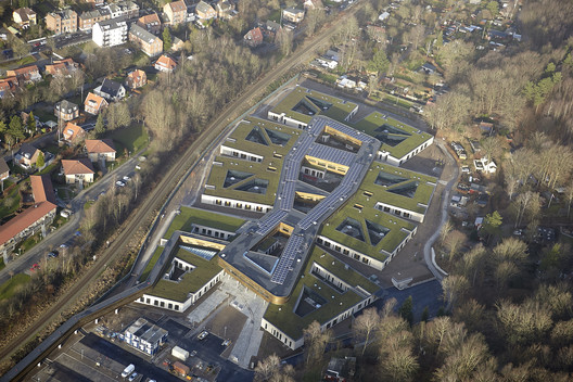 Vejle Psychiatric Hospital / Arkitema Architects