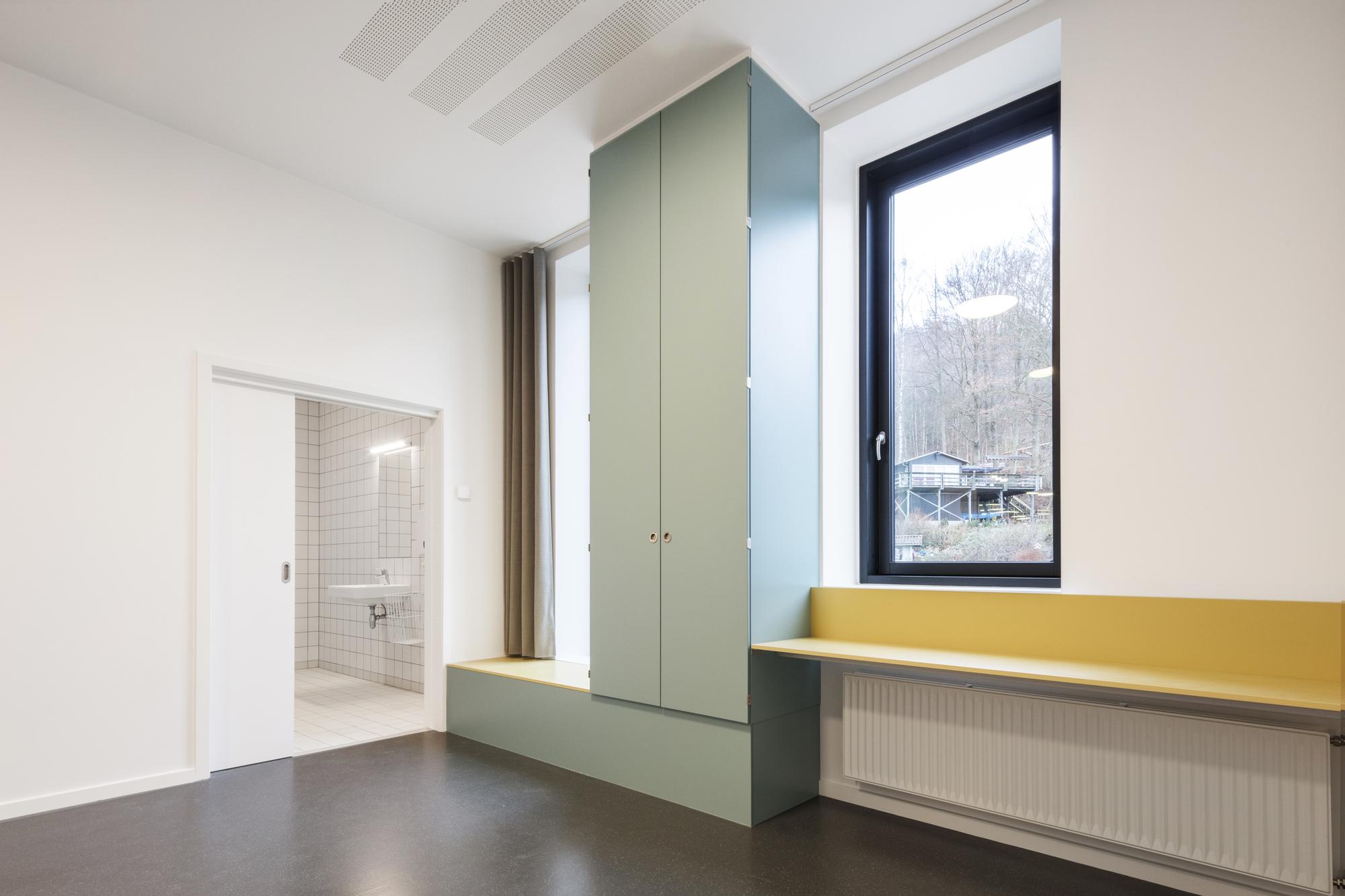 Psychiatric Hospital Room Design