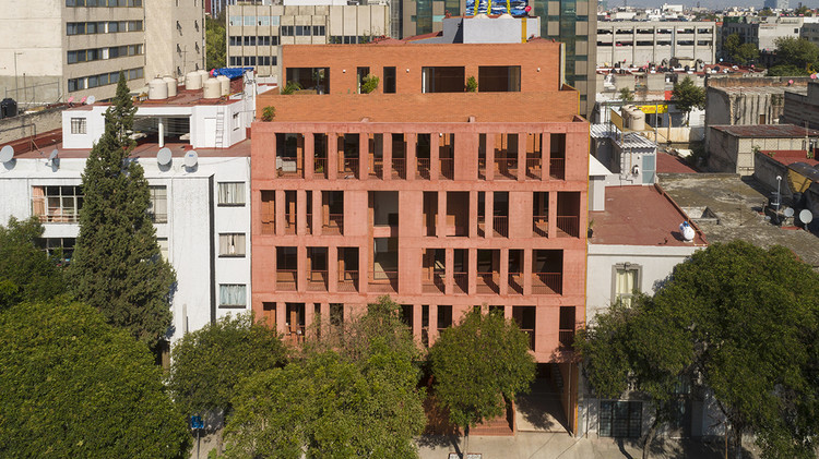 Edificio SCHULTZ / CPDA Arquitectos, © Jaime Navarro