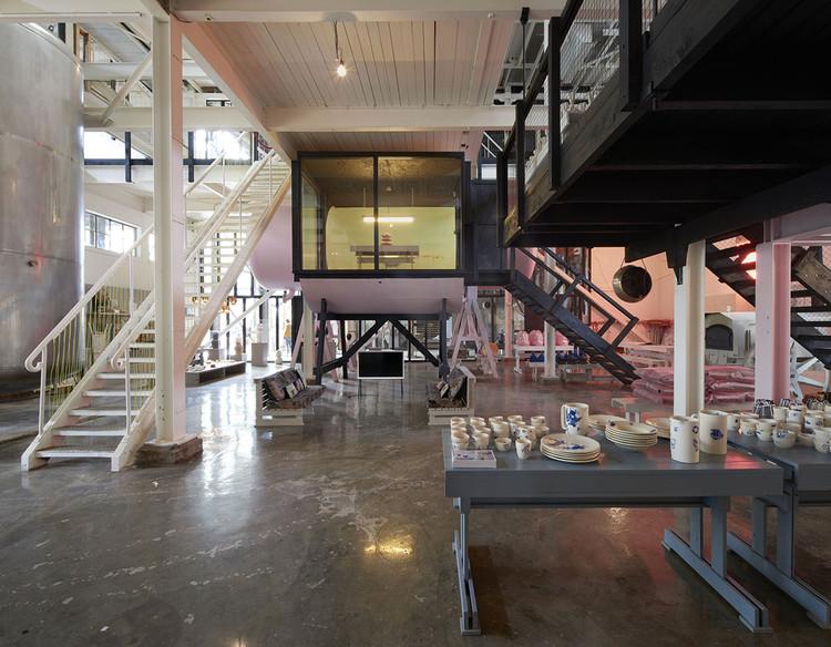 Social Label Design Lab 'Werkwarenhuis' / Eek en Dekkers, © Thomas Mayer