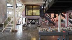 Social Label Design Lab 'Werkwarenhuis' / Eek en Dekkers