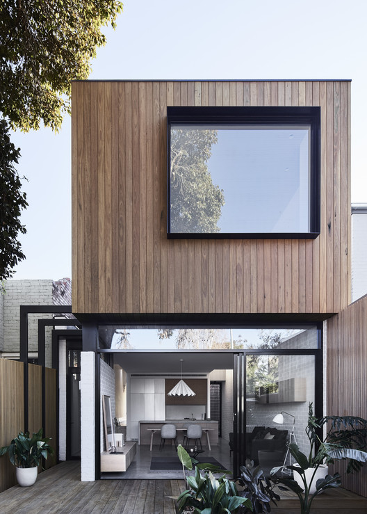 Loft House / Tom Robertson Architects, © Lillie Thompson