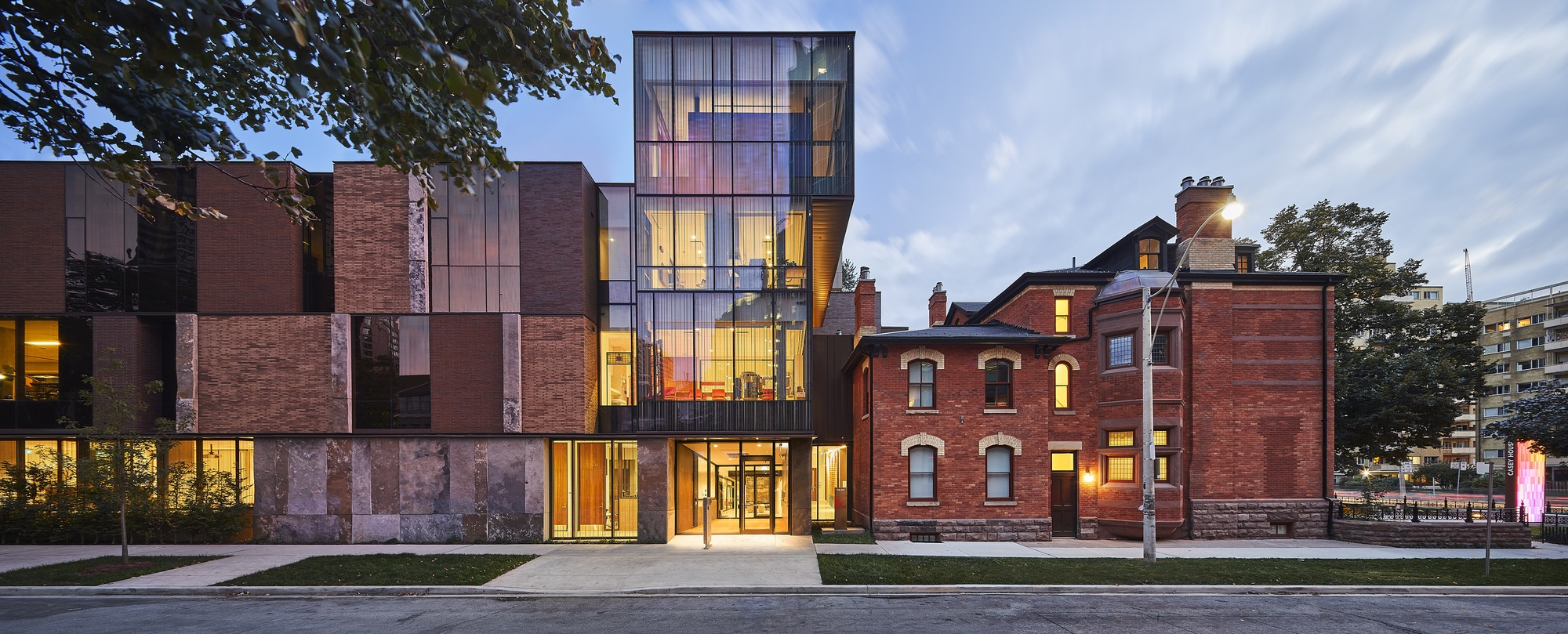 Casey House / Hariri Pontarini Architects