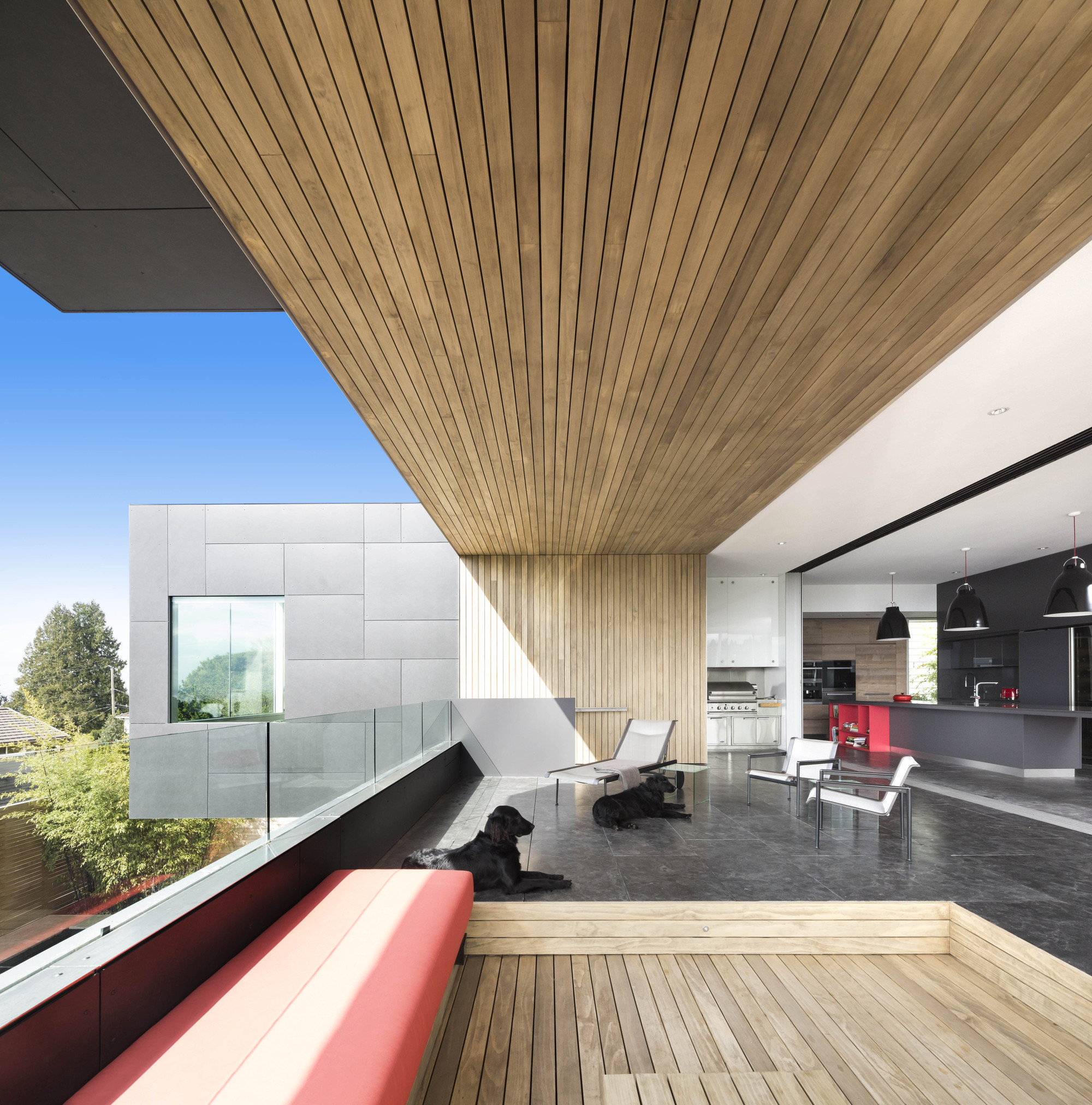 Container House Mcleod Bovell Modern Houses Archdaily