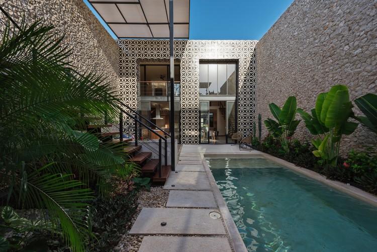 Casa Estelar / Xavier Salas Arquitectos, © Tamara Uribe