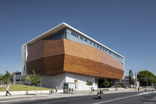 The Steinhardt Museum of Natural History / Kimmel Eshkolot Architects
