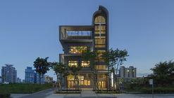 Suang Lien Xinzhuang Social Welfare Center / JJP