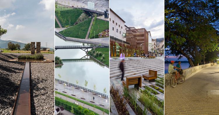 Estos son los finalistas de la III Bienal Latinoamericana de Arquitectura de Paisaje (BLAP), © Felipe Díaz Contardo