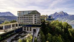 Bürgenstock Hotel / Rüssli Architekten AG