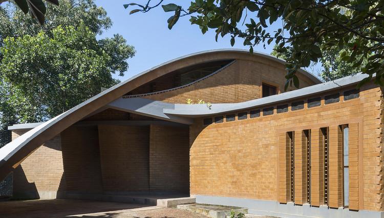 Kurian Philip Residence / Wallmakers, © Anand Jaju