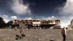 Conheça o projeto vencedor para Esplanada Cívica de Biobío em Concepción, Chile