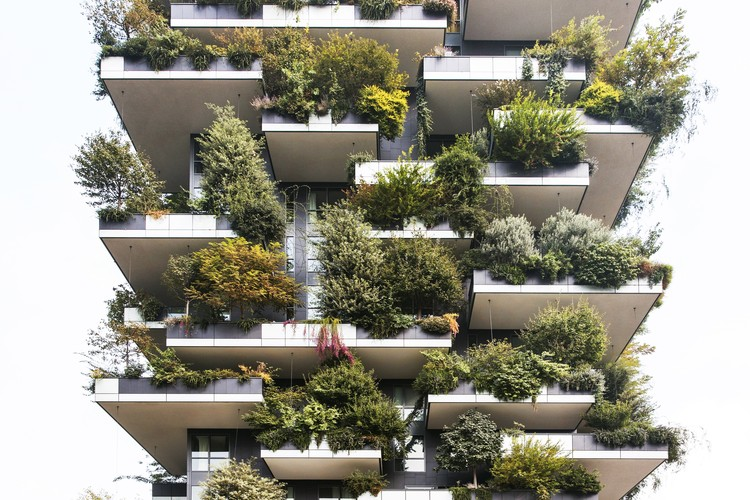 4 Buildings Shortlisted for the RIBA 2018 International Prize, Il Bosco Verticale (Vertical Forest) / Boeri Studio. Image © Giovanni Nardi