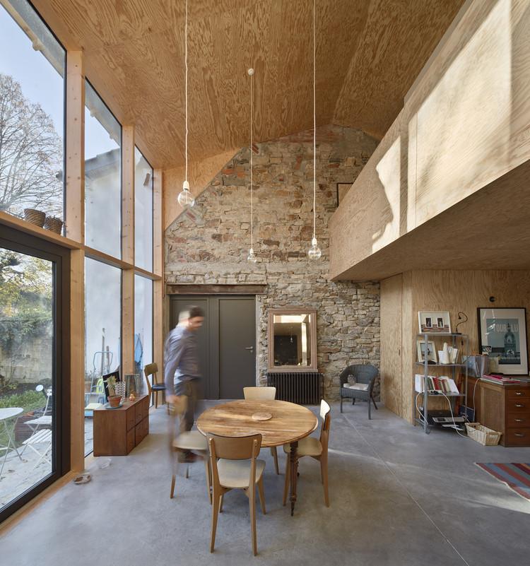 Puzzle House / Mabire Reich, © Guillaume Satre