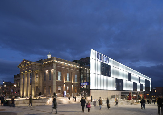 Oldham Town Hall / BDP