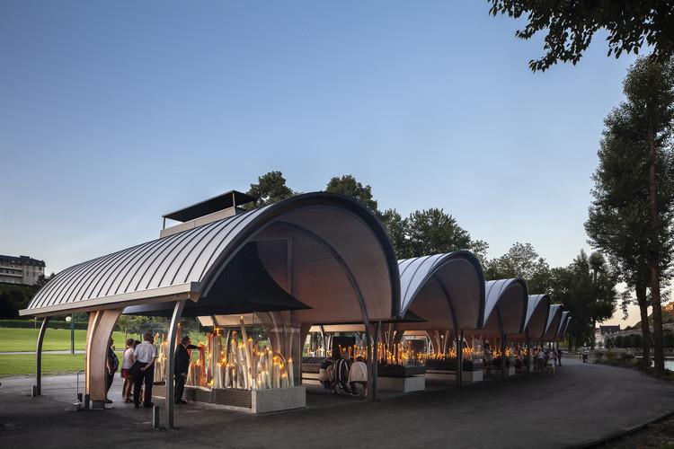 Santuários de Lourdes / INCA Architectes, © Franck Brouillet