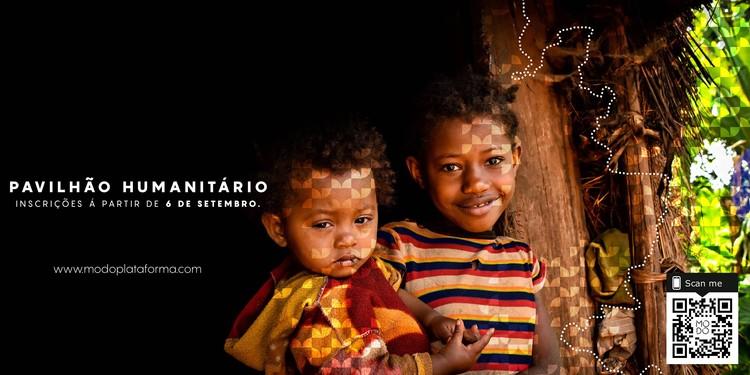 Inscrições abertas: Concurso de ideias para Pavilhão Humanitário