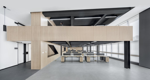 Office Space Renovation of Shanghai YuTu Technology / Mix Architecture