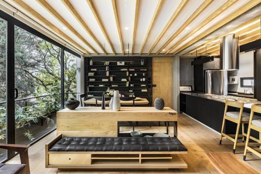 Penthouse en Magdalena / Taller David Dana