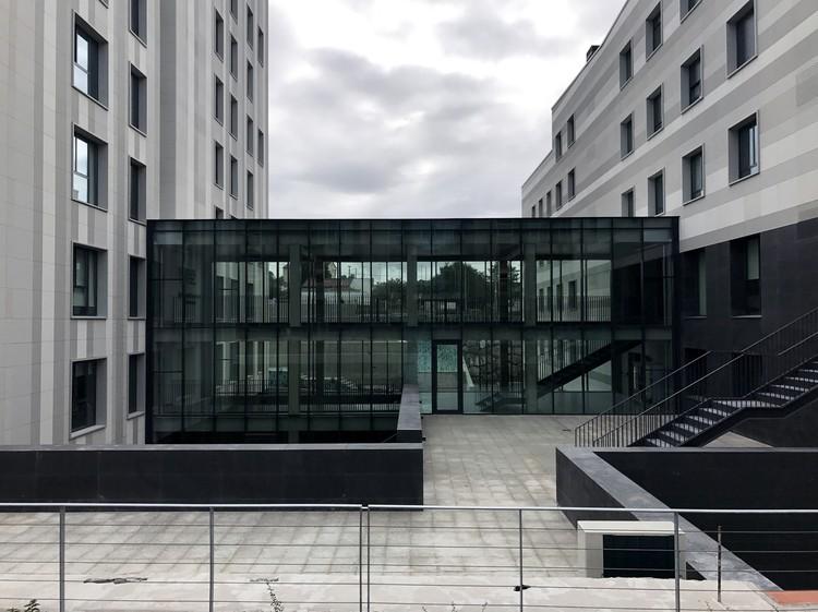 Residencia Universitaria Uneatlántico / Carlos Galiano Arquitectura, © Helena Garay