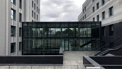 Residencia Universitaria Uneatlántico / Carlos Galiano Arquitectura