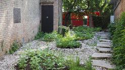 o jardim (a)temporal / Ocamica Tudanca arquitectos