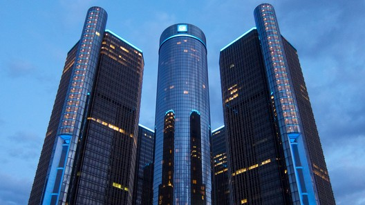 Urbanism that Forgot the Urban: John Portman's Legacy in Detroit