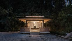 Temple for the God of Wealth / CNRPD/Fuyingbin Studio