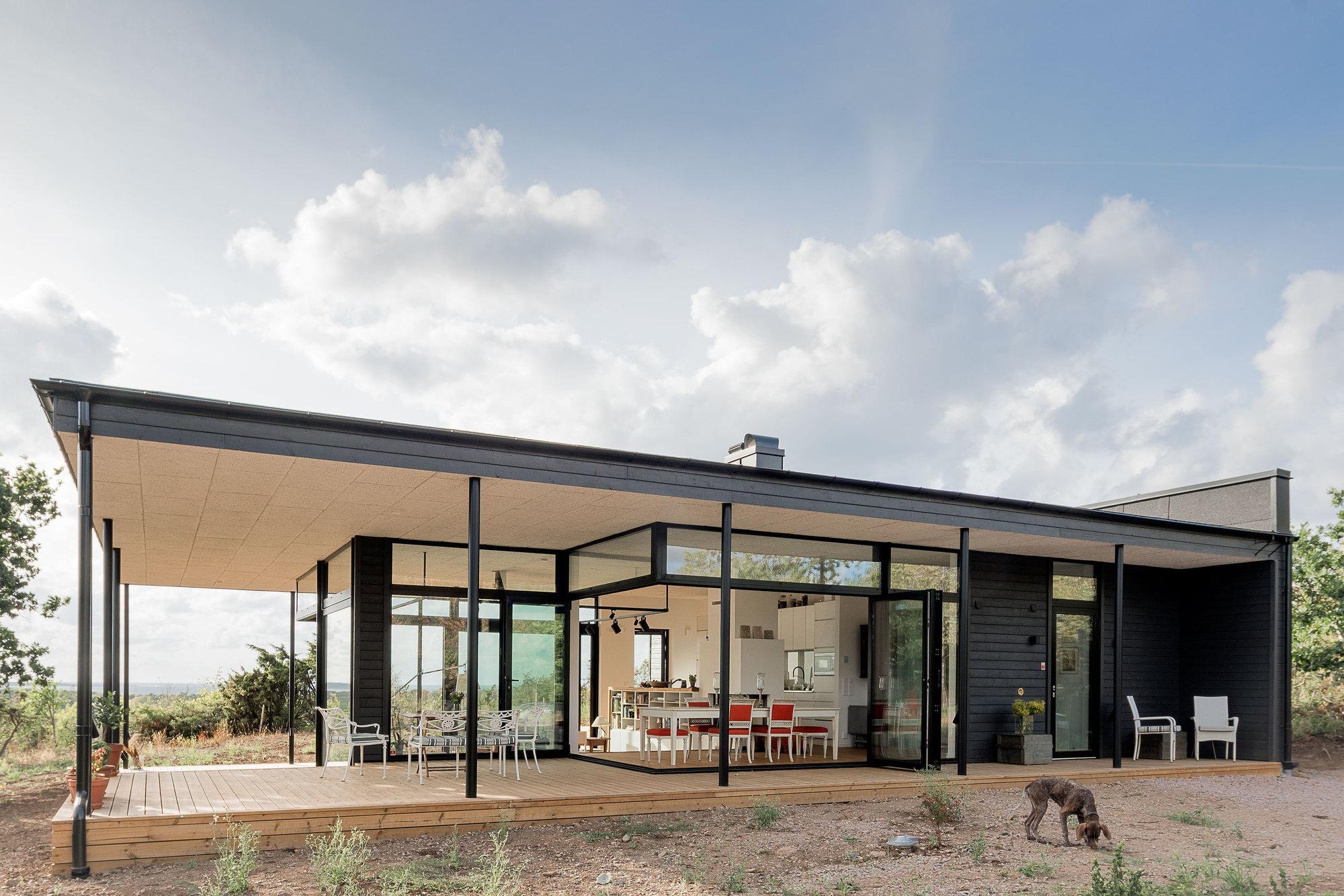 Torekov House / Wåhlin Arkitekter