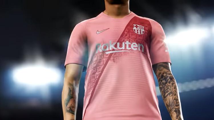 Barça Presta Homenagem à Cidade De Barcelona Em Seu Novo