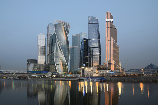 Federation Complex, 2017, Moscow. Image Courtesy of the Chicago Athenaeum