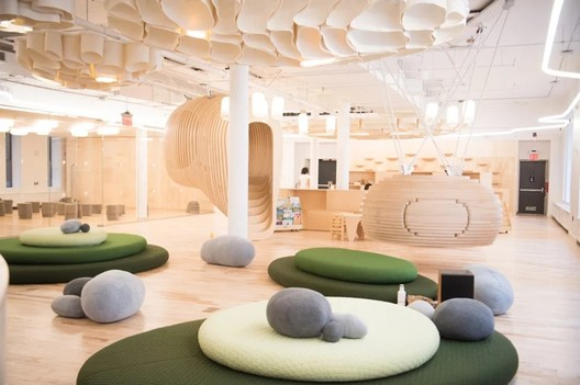 WeGrow. Image Courtesy of Bjarke Ingels Group